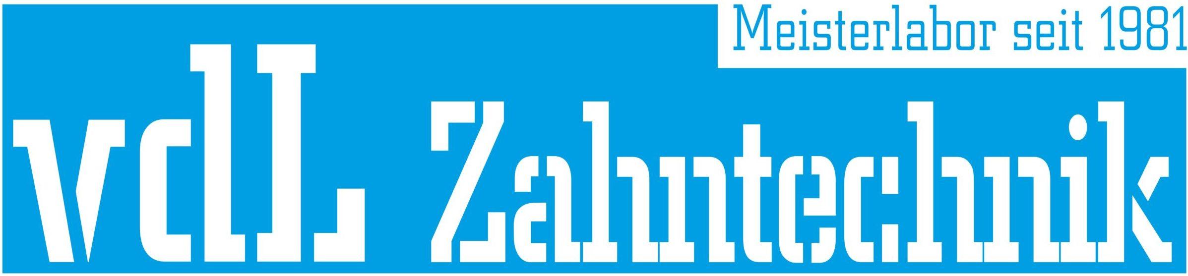 vdL Zahntechnik Logo